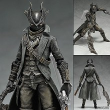 Bloodborne Hunter figure