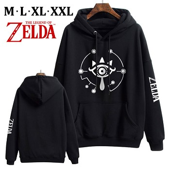 The Legend of Zelda thick cotton hoodie cloth costume