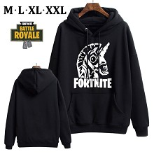 Fortnite thick cotton hoodie cloth costume