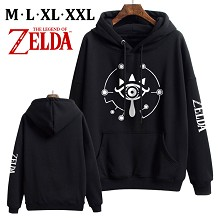 The Legend of Zelda thick cotton hoodie cloth cost...
