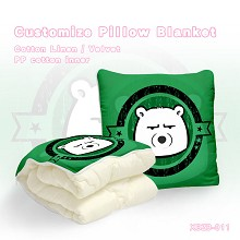 The other anime pattern customize pillow blanket cushion quilt