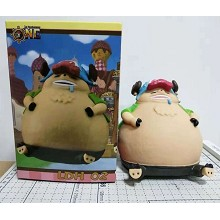 One Piece Chopper anime money box