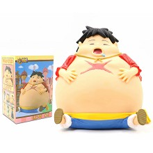 One Piece Luffy anime money box