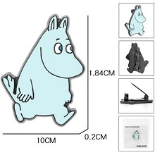Moomin brooch pin
