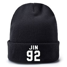 BTS kpop kniting hat