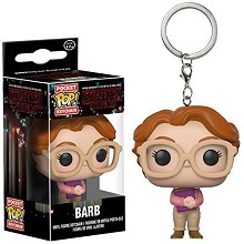 Funko POP Stranger Things figure doll key chain