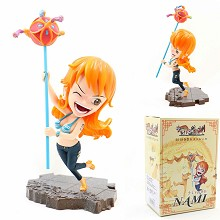 One Piece GK Nami new year anime figure