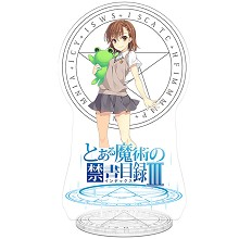 Toaru Majutsu no Index Misaka Mikoto anime acrylic figure