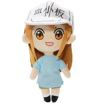12inches Cells At Work blood platelet anime plush doll