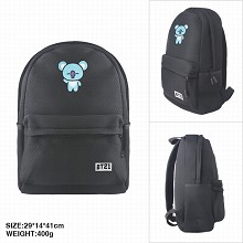 BTS backpack bag