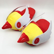 Card Captor Sakura anime plush sheos slippers a pair