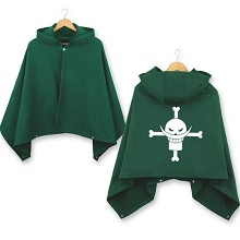 One Piece Edward Newgate anime dress smock cloak m...