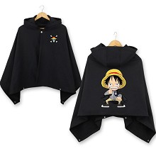 One Piece Luffy anime dress smock cloak manteau mantle