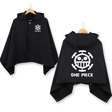 One Piece Law anime dress smock cloak manteau mantle