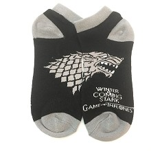Game of Thrones cotton socks a pair