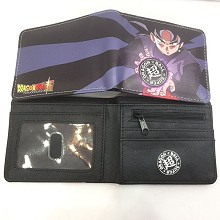 Dragon Ball anime wallet