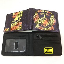 Winner winner chicken dinner wallet