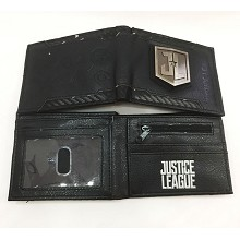 Justice League wallet