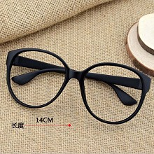 Detective conan anime eye glasses