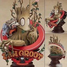 Guardians of the Galaxy Groot Superlog figure