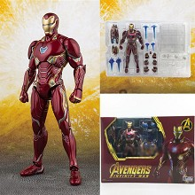 SHF the Avengers Iron Man mk50 figure
