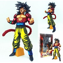Dragon Ball Super Saiyan 4 Son Goku anime figure