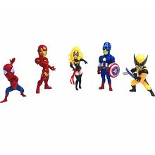 The Avengers figures set(5pcs a set)