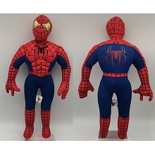 19inches Spider man plush doll