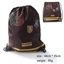 Harry Potter Gryffindor drawstring bag