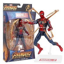 7inches The Avengers Civil war Spider man figure
