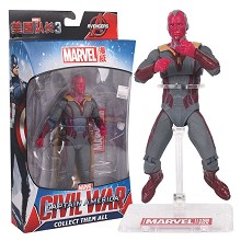 7inches The Avengers Civil War Vision figure