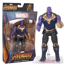 7inches The Avengers Civil War Thanos figure