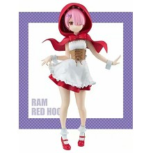 Re:Life in a different world from zero Ram anime f...