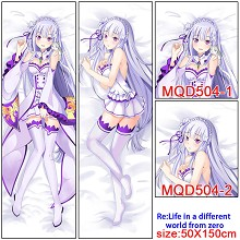 Re:Life in a different world from zero anime two-sided long pillow