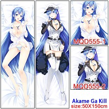 Akame ga kill anime two-sided long pillow