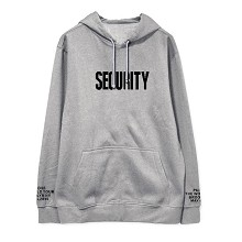 BTS cotton thick hoodie cloth