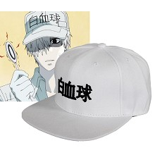Cells At Work anime cap sun hat