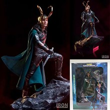 Iron studios LOKI Art Scale figure