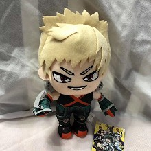 8inches My Hero Academia Bakugou Katsuki anime plush doll