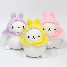 12inches the rabbit anime plush dolls set(3pcs a s...