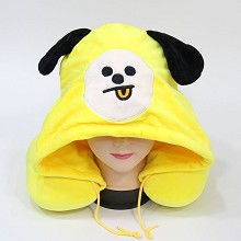 12inches BTS plush hat pillow