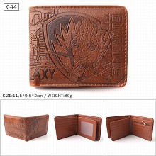 Guardians of the Galaxy Groot wallet