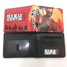 Red Dead Redemption wallet