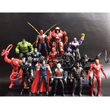 The Avengers figures set(14pcs a set)