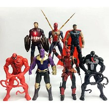 The Avengers figures set(7pcs a set)