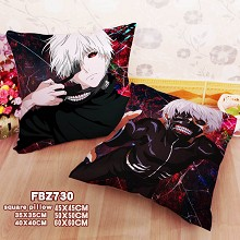 Tokyo ghoul anime two-sided pillow