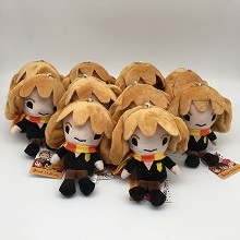 5.5inches Harry Potter Hermione anime plush dolls ...