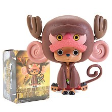 One Piece DXF Chopper monkey anime figure