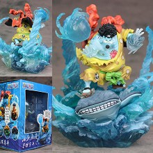 One Piece Jinbe anime figure
