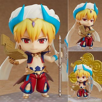 Fate Grand Order Gilgamesh anime figure 990#